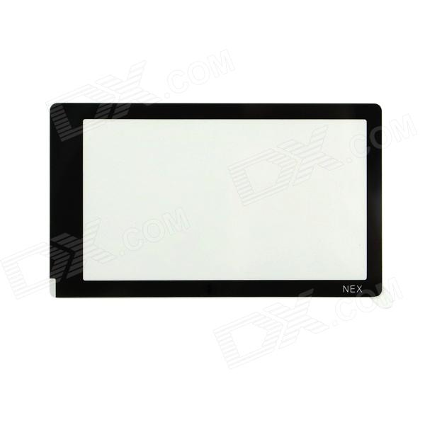 Protective Snap-on Hard LCD Screen Protector Covers for Sony NEX 7