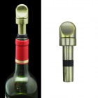 SW-WS03B Fully Enclosed Wine Stopper - Bronze + Black