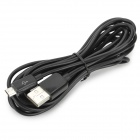 Micro USB Male to USB Male Long Data Charging Cable for Amazon Tablet PC - Black (300cm)