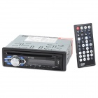 STC-5209 1 Din Car DVD AUX Multimedia Player w/ SD / FM - Black (16GB Max.)