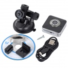E9000 Portable Multifunctional Mini WiFi 100' Wide Angle 5.0MP CMOS Camera Camcorder w/ TF