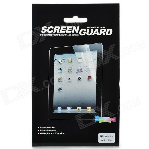 "Professional Matt Screen Protector vakt for 7"" Dell sted 7 - gjennomsiktig"