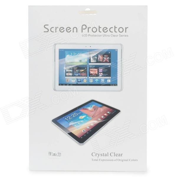 Protective ARM Clear Screen Guard for Nokia Lumia 2520 - Transparent (3 PCS)