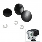 Fat Cat High Quality Individual DIY Modified Bottons Set for GoPro Hero3+