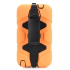 Protective Anti-Drop Anti-Shock Anti-Dust Case w/ Clip for Samsung Galaxy Note 3 N9000 - Orange