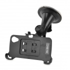 YI-YI Car Suction Cup Bracket + Stand for LG NEXUS 5 - Black
