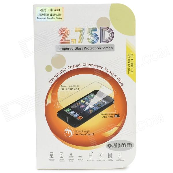 2.75D Protective 0.25mm Tempered Glass Screen Protector for Xiaomi M3 - Transparent