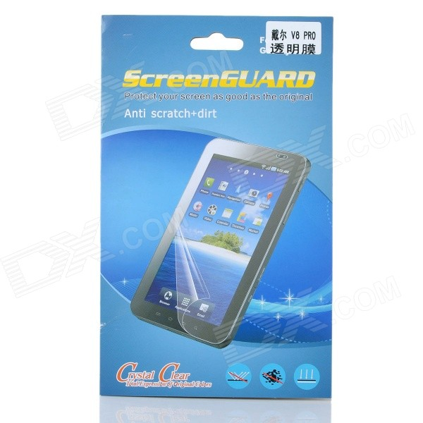 Professional Clear Screen Protector Guard for 8