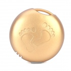 Fashion Bluetooth Anti-lost Alarm Device - Golden