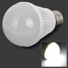 FengYang 006 E27 7W 240lm 6500K 30-SMD 3528 LED White Light Bulb (AC 100~240V)