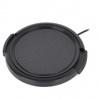 49mm Digital Camera Lens Cover w/ Strap