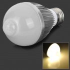 FengYang PIR Infrared Motion Sensor E27 5W 3000K 180lm 5-LED Warm White Bulb (AC 85~265V)