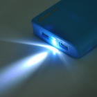 "IKKI External Portable ""20000mAh"" Power Bank for Samsung Galaxy Note 10.1 N8000 / N5100 - Blue"