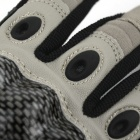 Dedos completa OUMILY Outdoor Tactical Gloves-Gray + Black (Tamanho XL / Par)