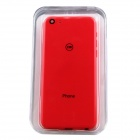 XiaoCai X800 Replacement Battery Back Cover Case - Red