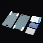 RINCO Anti-Scratch PET Clear Screen Guard Protector for IPHONE 4 / 4S