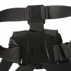 Freedom Comfortable Elastic Chest Belt for Gopro Hero 4/ 3 / 3+ / 2 / - Black