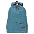 British Institute Of Wind Mens Backpack - Blue
