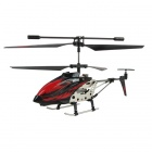 C130831006 3-CH Infrared Control Helicopter w / Gyro - Red