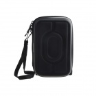 "AYA-193 Protective Hard Shockproof Bag Case for 2.5"" Hard Disk Drive - Black"