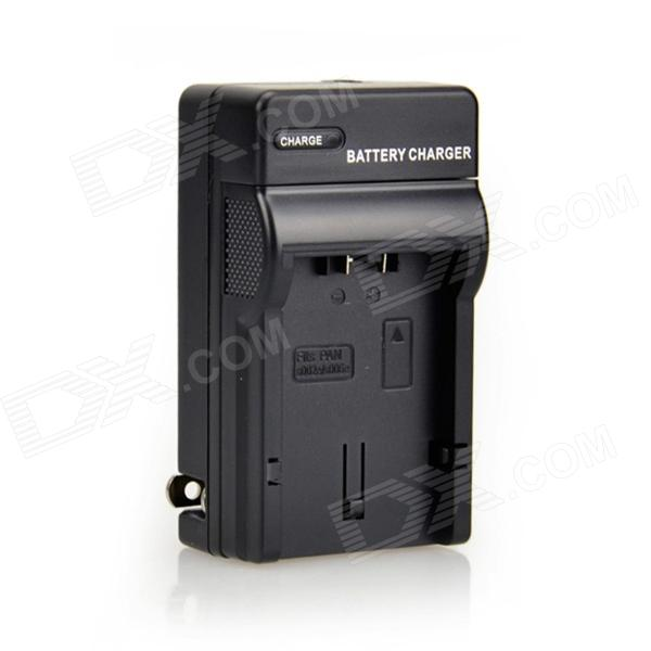 DSTE Battery Charger for Panasonic LUMIX DMC-FZ3 FZ10 FC10 FZ2 FZ18 FZ30 (US Plugss)