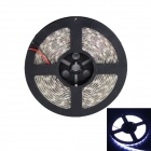 Waterproof 72W 3000lm LED Bluish White Car Decoration Light Strip (5m)