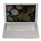 "HL-PC1388 13.3"" LCD Android 4.2 Netbook w/ LAN / HDMI / Bluetooth / GPS - Sky Blue"
