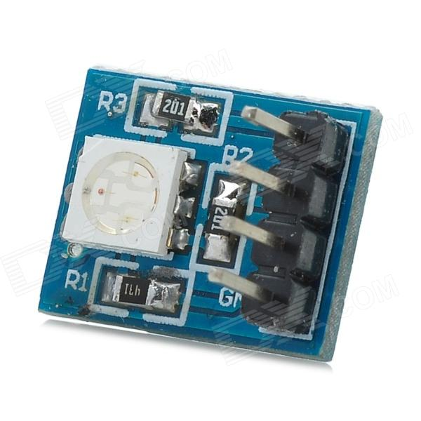120803 RGB Full Color LED Module - Deep Blue