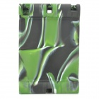 Cool Protective Anti-Shock Silicone Case for IPAD AIR - Camouflage Green