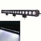 160W 14400lm 16-LED 20 + 45 Degree Combo Work Light Bar / Off-Road Lamp / Truck / UTE 4WD