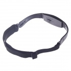 Wireless Water Resistant 5.3K Heart Rate Monitor Strap - Black