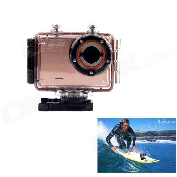 PANNOVO Waterproof 1080P 12.0 MP CMOS Sport Diving DVR Camcorder straight talk on worry
