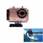 PANNOVO Waterproof 1080P 12.0 MP CMOS Sport Diving DVR Camcorder