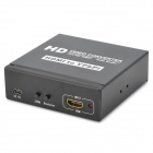 HDMI to YPbPr L/R Audio Converter - Black