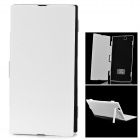 High Capacity External ''4500mAh'' Li-polymer Battery w/ PU Case for Sony XL39H - White