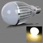 fengyangdengshi 007 E27 12W 360lm 3000K 12-LED White Light Bulb - Silver (12V)