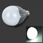 fengyangdengshi 007 E27 12W 390lm 6500K 12-LED White Light Bulb - Silver (12V)