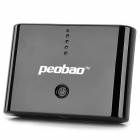 PEOBAO PB-401 externe Batterie 12000mAh'''' Power-Bank für Samsung / HTC / Blackberry / Motorola