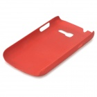 Protective Frosted ABS Back Case for Samsung Galaxy Trend Lite S7390 / S7392 - Red