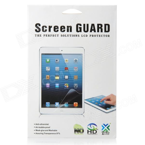 Universal Clear Screen Protector for iPad Mini / iPad Mini 2 - Transparent (5 PCS)