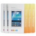 Universal Matte Screen Protecter for iPad Mini / iPad Mini 2 - Transparent (5 PCS)