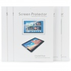 Protective PET Matte Screen Guard for iPad / 2 / 3 / 4 / The New iPad - Transparent (5 PCS)
