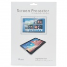 Protective ARM Clear Screen Guard for Nokia Lumia 2520 - Transparent