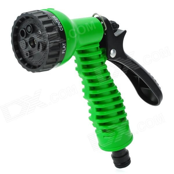 7-Mode Car Washing Handheld Water Gun w/ 15m Stretchable Water Pipe