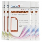 YI-YI Professional Clear Screen Guard for LG Nexus 4 / E960 - Transparent (5 PCS)