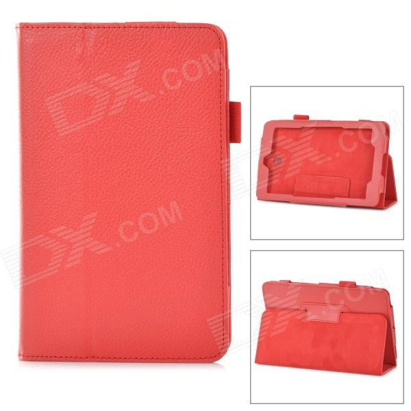 Protective PU Leather Case w/ Stylus Holder for 7