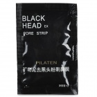 Black Head Cleanser Nose Mask - Black