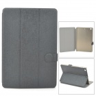 PUDINI Protective Flip-open PU Leather Case w/ Auto Sleep + Holder for RETINA IPAD MINI - Black