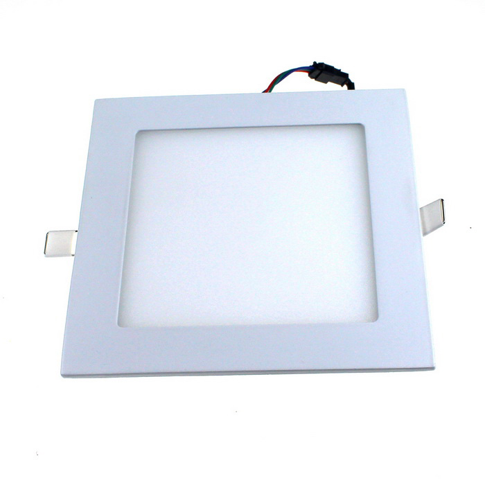 ZHISHUNJIA 18W 1300lm 3000K 90-SMD 2538 LED Warm White Ceiling Light - White (85~265V) kinfire m 18ww 18w 1610lm 3000k 90 smd 3528 led warm white ceiling lamp white ac 85 265v