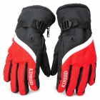 Motorcycle Winter Waterproof Anti-slip Warm Gloves (L)